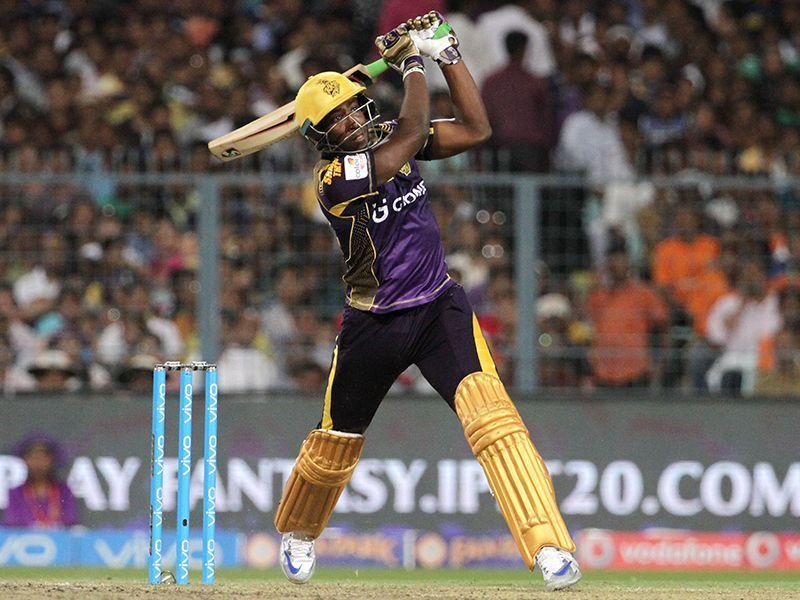 Andre Russell can go ballistic from ball 1