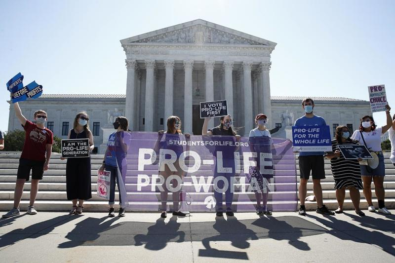 Conservative groups see abortion ruling as catalyst for reelecting Trump