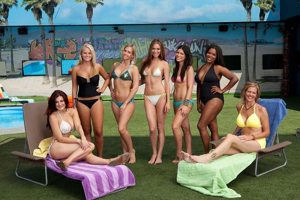 """The women of """"Big Brother."""""""