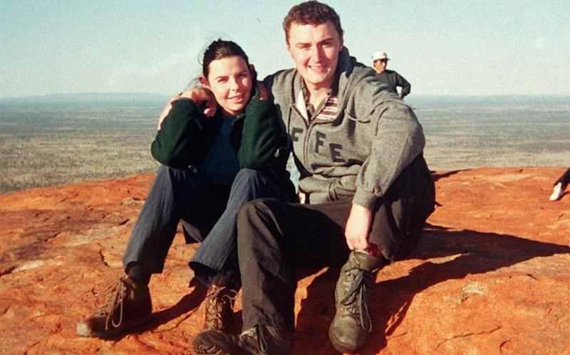 British backpacker Peter Falconio went missing in Australia in 2001. His girlfriend Joanne Lees miraculously escaped - Paul Welch