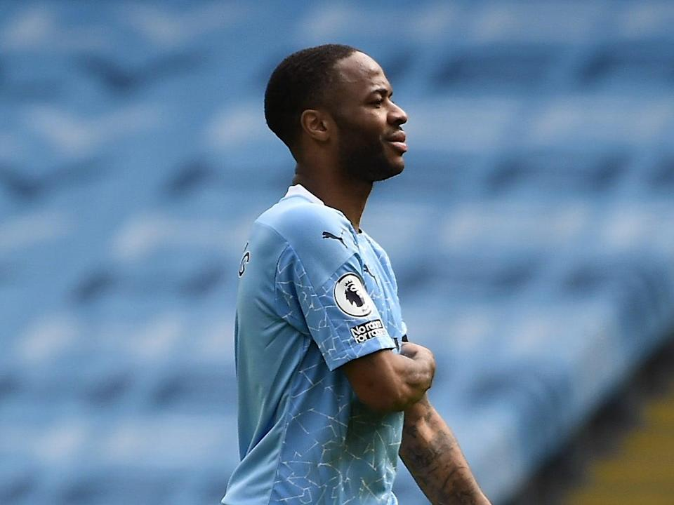 Man City winger Raheem Sterling subjected to racist abuse after Leeds  defeat - Today's hot spot