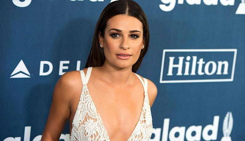 Lea Michele Swears She's Never Eaten Fast Food
