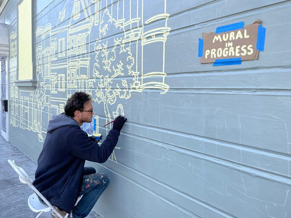 WIth street art everywhere, San Francisco has plenty to keep hipsters happy.
