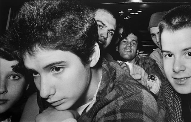 8 Punk Rockers [with Ad-Rock from the Beastie Boys], 1982