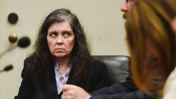 PHOTO: Louise Turpin appears in Riverside Superior Court during an information hearing in Riverside, Calif. Aug. 3, 2018. (Watchara Phomicinda/The Orange County Register/AP, FILE)