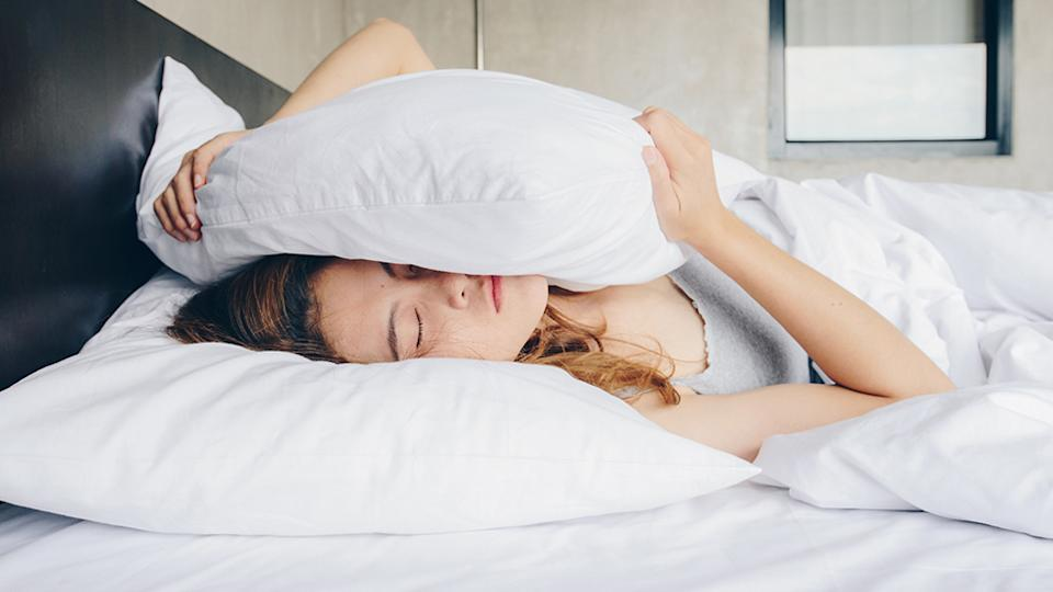 If you've been struggling to get a good night's sleep lately, you're not the only one, and it may have something to do with the full moon. Photo: Getty