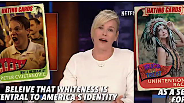 Chelsea Handler Categorizes America's Racists In A Genius Way
