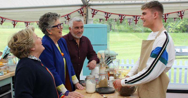 'Great British Bake Off' season 10. (Channel 4/Love Productions)