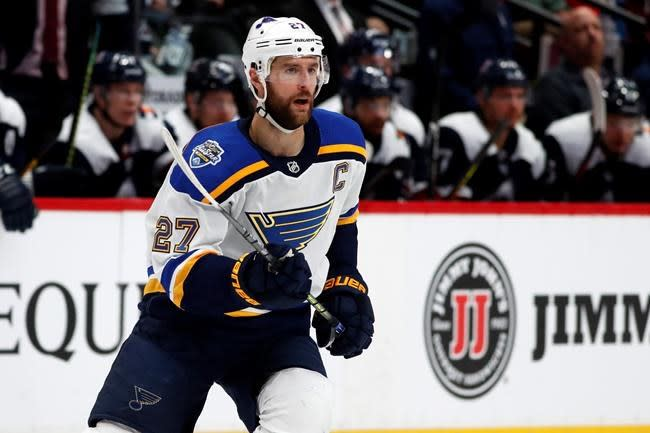 Pending free agents confront injury risk in NHL playoffs