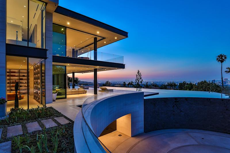 """""""The house is built with the same millimeter precision of the beauty I like to create,"""" Kanodia told CNBC."""