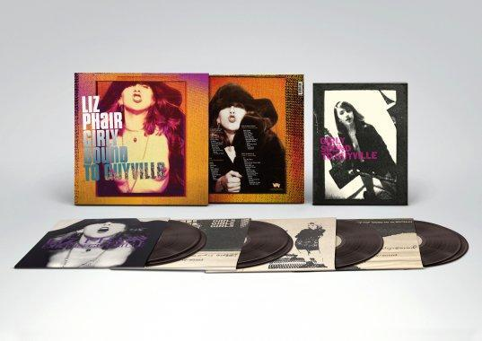 """<p>When singer-songwriter Phair released the seminal Exile in Guyville in 1993, it was immediately heralded as a feminist landmark, and it arguably paved the way for both the """"lo-fi"""" and """"women in rock"""" trends of the 1990s. This limited-edition seven-LP or three-CD box contains the first official restored audio of all three 1991 Girly-Sound tapes from the original cassettes, the Exile in Guyville album remastered by Emily Lazar at the Lodge, and a book containing an extensive oral history of the album's making and essays by Liz Phair and NPR journalist Ann Powers. </p>"""