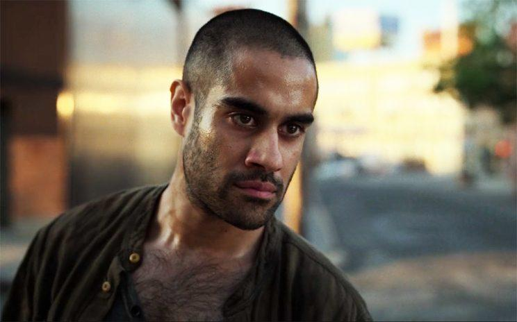 Sacha Dhawan as Davos in 'Iron Fist.' (Credit: Netflix)