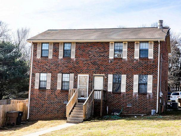 PHOTO: This home has been connected to Anthony Quinn Warner, person of interest in the bombing on Christmas Day, Nashville, Tenn., Dec. 27, 2020. (The Tennessean via USA Today Network  )