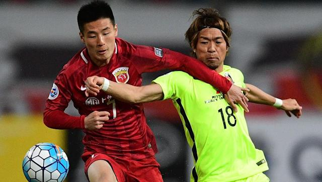 <p><strong>Age:</strong> 25</p> <p><strong>Position:</strong> Forward</p> <br><p><span>Labelled by teammate Oscar as China's best player</span>, Wu Lei has even been called his country's Maradona.</p> <br><p>The forward, who can also play as a winger, holds the record for being the youngest person to have played in a professional Chinese football match at the age of just 14. However, unlike many heaped with expectation at such a young age, Wu has so far lived up to some of the hype.</p> <br><p>He has been the top-scoring Chinese player in the Chinese Super League since 2013 - and has already hit a personal best this season of 17 and counting.</p> <br><p>While he still chases his first Super League title with boyhood club Shanghai SIPG, a move in the future to Europe could catapult him further into superstardom in his home country and would undoubtedly be beneficial from a cynical marketing perspective for prospective buyers.</p>