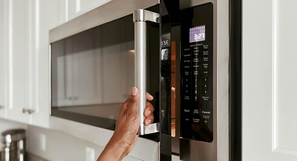 Looking for a helping hand in the kitchen? A microwave is an underrated appliance to make meal time a breeze.  (Getty Images)