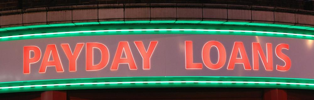payday loan generic - Credit: Getty