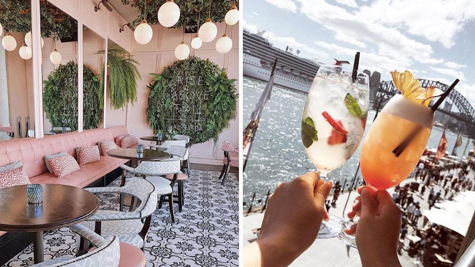 <p>With its stunning decor and million dollar harbour view, it's easy to see why this bar has become a firm fave with Aussies.<br />Source: Instagram/Hacienda </p>