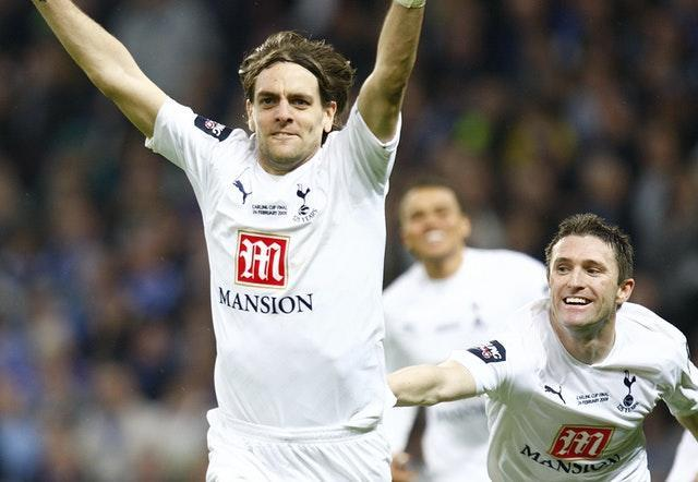 Tottenham have not won a trophy since Jonathan Woodgate's header saw them lift the League Cup in 2008