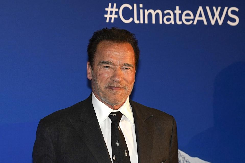 Arnold Schwarzenegger had heart surgery to replace an aortic valve.