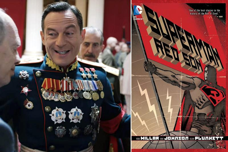 Jason Isaacs to voice Soviet Superman in Red Son animated movie