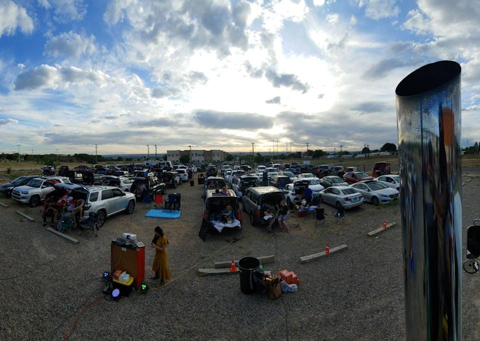 Photo credit: Reel Big Flix Drive-In