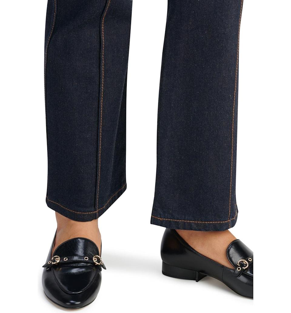 <p>The buckles of this <span>COACH Isabel Loafer</span> ($150) add a dose of polish, and the silhouette makes it streamlined and chic. It's the perfect shoe for minimalists.</p>
