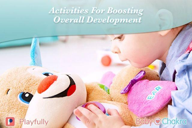 Infant Activities: Ways To Play With Your 6 Month Old
