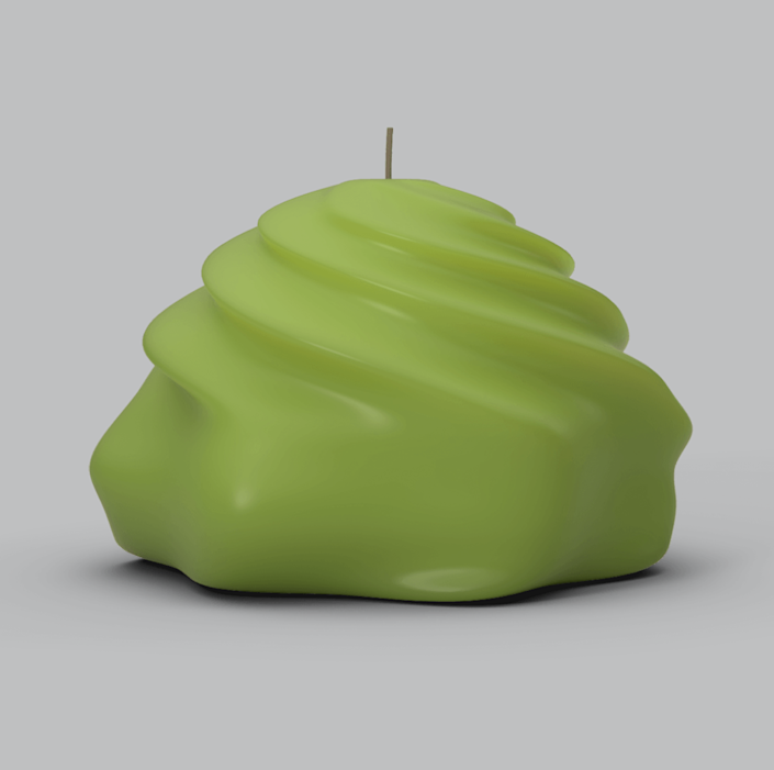 And for those more focused on home decor, Jam Labs' Mookie candle satisfyingly resembles the perfect swirl on top of an ice cream cone (suitably, you can opt for Matcha color). But unlike a drippy soft serve in the summer sun, you'll have a whole 52 hours before it melts.