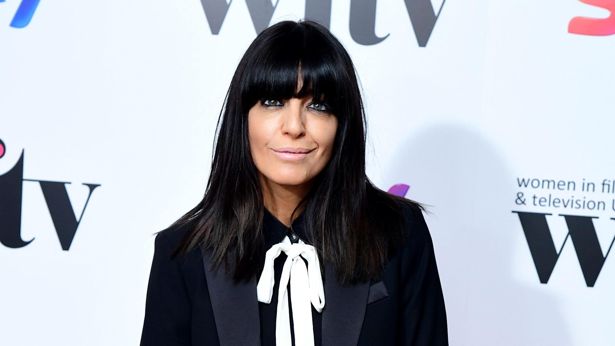 Claudia Winkleman on why she wants to look like aging rockers