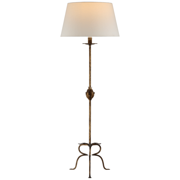 "<p><strong>Visual Comfort</strong></p><p>circalighting.com</p><p><strong>$909.00</strong></p><p><a href=""https://www.circalighting.com/octavia-large-floor-lamp-jn1040/"" rel=""nofollow noopener"" target=""_blank"" data-ylk=""slk:Shop Now"" class=""link rapid-noclick-resp"">Shop Now</a></p><p>This romantic floor lamp is destined to become a modern antique. </p>"