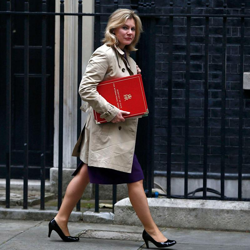Justine Greening - Credit: REUTERS/Peter Nicholls