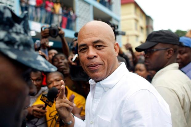 Former Haitian president's concert cancelled at last minute
