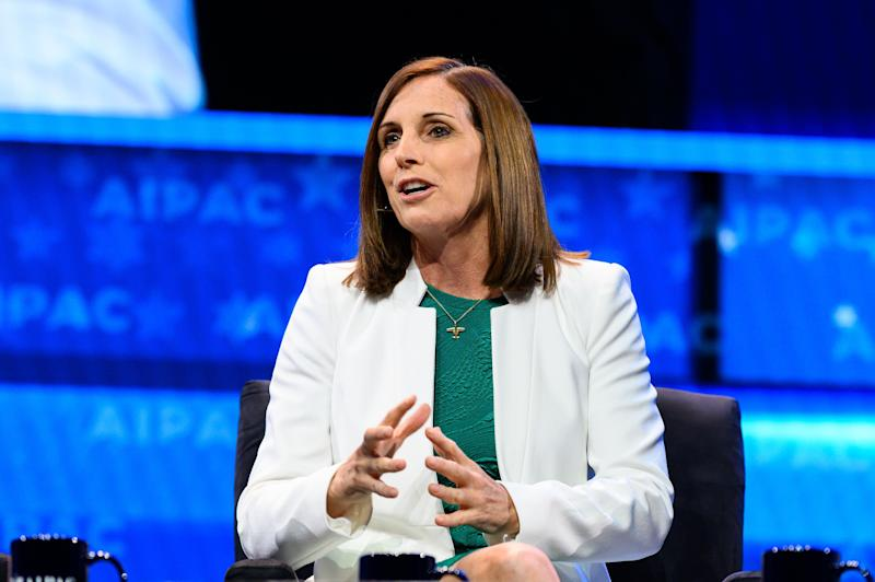 Sen. Martha McSally (R-Ariz.) supported full Obamacare repeal for years. (Photo: SOPA Images via Getty Images)