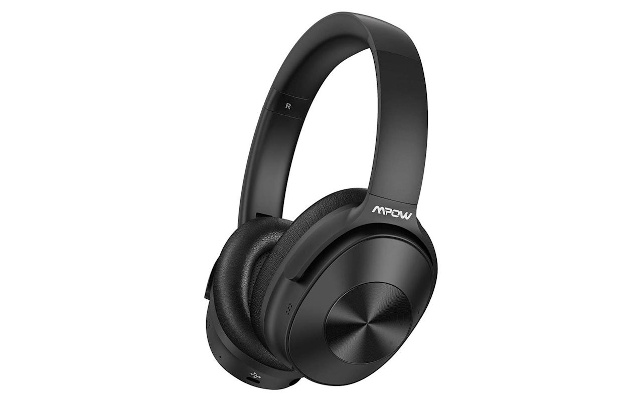 "<p>To buy: <a href=""https://www.amazon.com/Mpow-Cancelling-Headphones-Bluetooth-Microphone/dp/B07RXXJ8YD/ref=as_li_ss_tl?ie=UTF8&linkCode=ll1&tag=tlprimeday2019noisecancellingheadphonesrcarhart0719-20&linkId=2bddb3bc48f2a69a93dff111751031f1&language=en_US"" target=""_blank"">amazon.com</a>, $48 (originally $60)</p>"