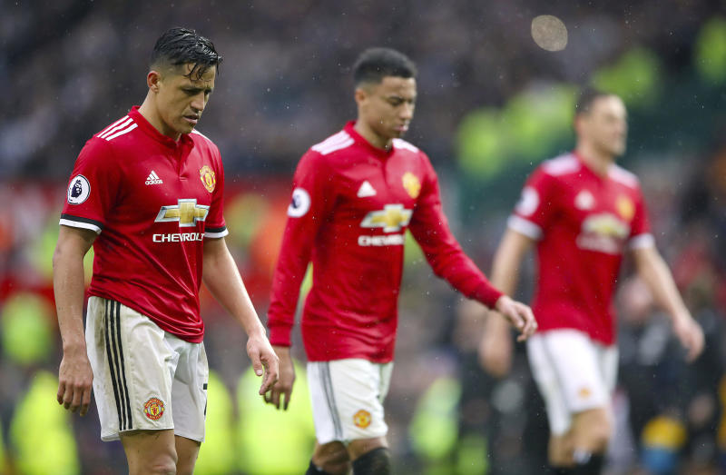 José Mourinho lashes out at 'relaxed' Manchester United players