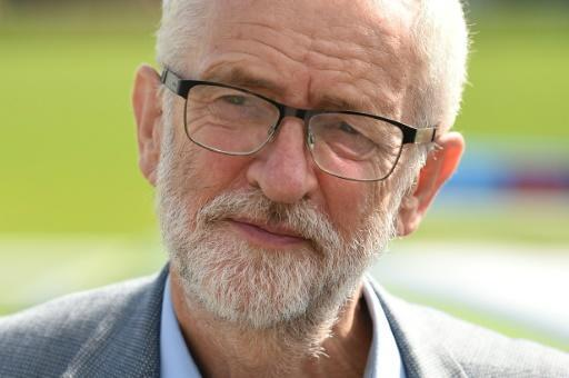 """""""Labour will be committed to a public vote on the terms of leaving the European Union, including an option to Remain,"""" Corbyn said"""