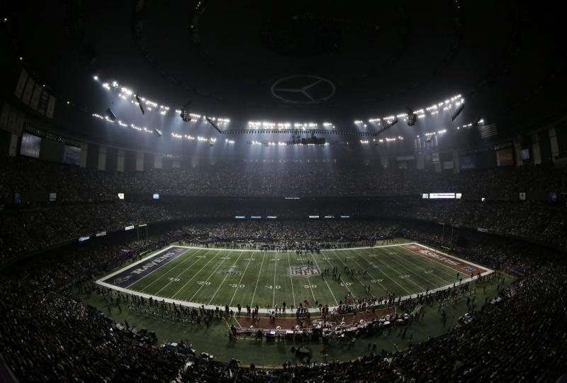 Super Bowl blackout was caused by electrical relay