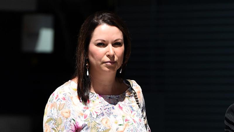 The ex-wife of a former Billabong boss says losing their home was worse than being cheated on.