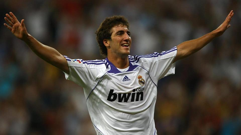 Real Madrid's Argentinian player Higuain | PHILIPPE DESMAZES/Getty Images