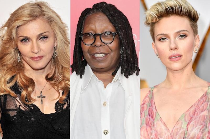 Madonna! Scarlett! Whoopi! Stars Flock to See Provocative Off-Broadway Show Slave Play