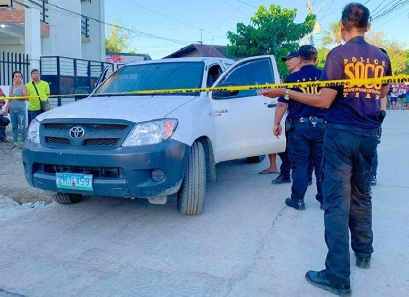 Veterinarian shot dead in Talisay