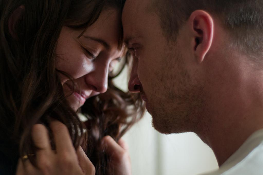 """Smashed"": Good-time married couple Charlie and Kate (Aaron Paul of ""Breaking Bad,"" Mary Elizabeth Winstead) love each other and like to party. But when Kate's binge drinking threatens her relationships and her work as an elementary school teacher, someone has to pick up the pieces. The film is a sharply realized look at a couple in crisis."