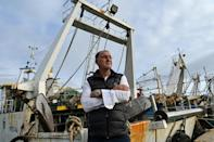 """Domenico """"Mimmo"""" Asaro had his deep-sea trawler seized and spent six months in a Libyan jail"""