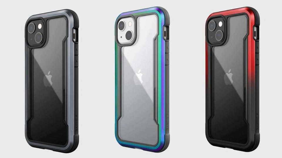 You won't have to worry about dropping your phone in this case.