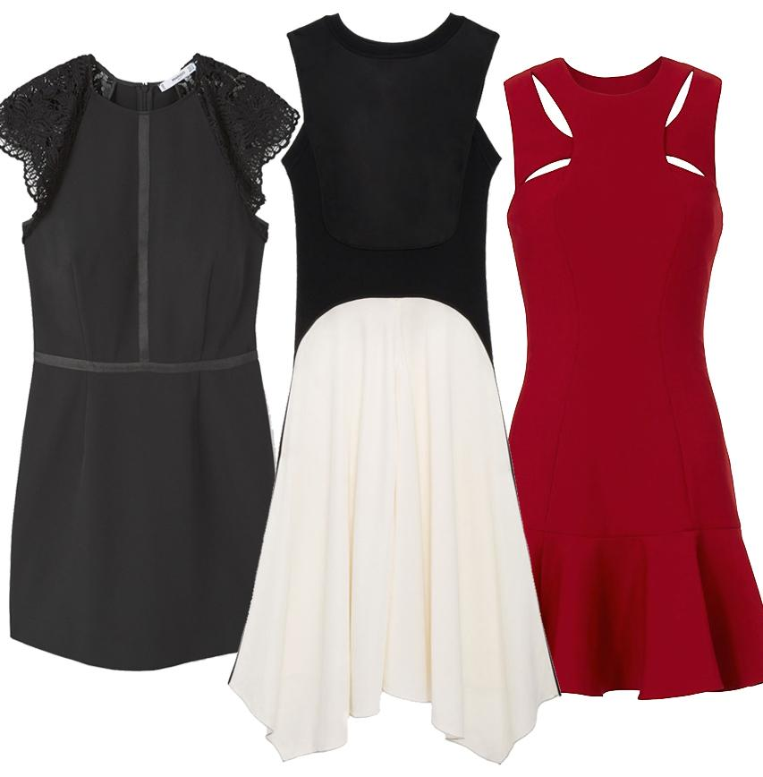 0c7fb90c25cd3 We Found the Best Holiday Dresses for Your Body Shape