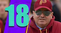 <p>The fiasco with dumping all of the business office executives but keeping the football people that are responsible for the messes on the field underscores that the Redskins will never be good as long as Daniel Snyder is owner. (Daniel Snyder) </p>