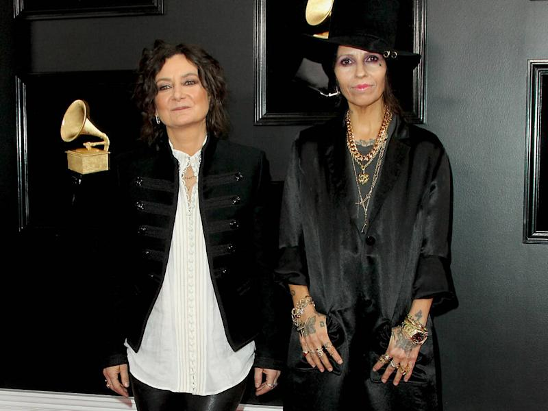 Sara Gilbert and Linda Perry separate