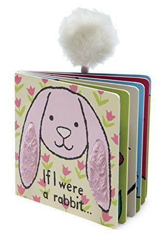 """<p><strong>Jellycat</strong></p><p>amazon.com</p><p><a href=""""https://www.amazon.com/Jellycat-Board-Books-Bunny-Beige/dp/B01MT90AIY?tag=syn-yahoo-20&ascsubtag=%5Bartid%7C10050.g.26570259%5Bsrc%7Cyahoo-us"""" rel=""""nofollow noopener"""" target=""""_blank"""" data-ylk=""""slk:Shop Now"""" class=""""link rapid-noclick-resp"""">Shop Now</a></p><p>This book isn't just exciting to read—it's also legitimately <em>fluffy</em>! It even has a tail.</p>"""
