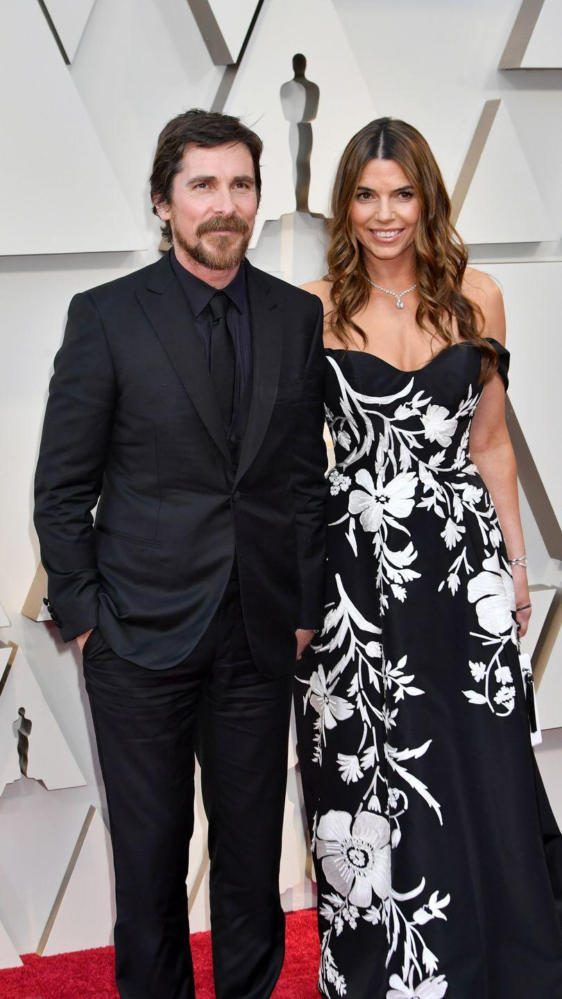 <p>Christian Bale met his future-wife, Sibi Blazic, when she was working as Winona Ryder's personal assistant. They married in 2000 and have two children together.</p>