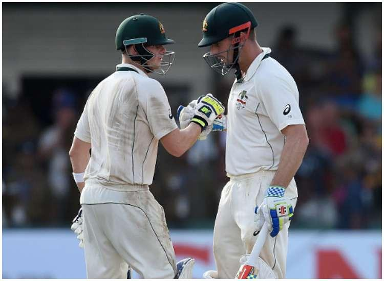 Steven Smith Shaun Marsh